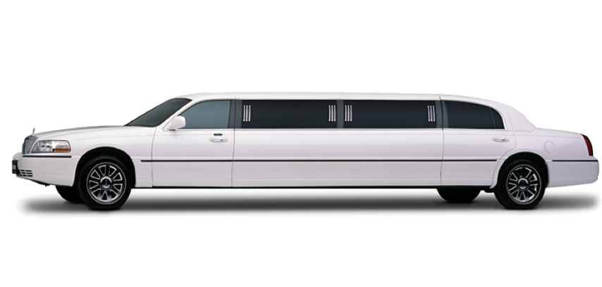 10 Passenger Limo Exterior
