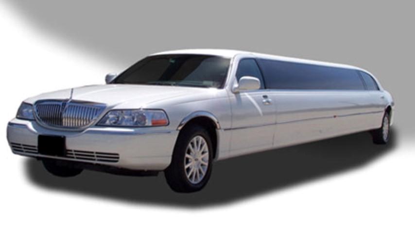 12 Passenger Pearl White Exterior