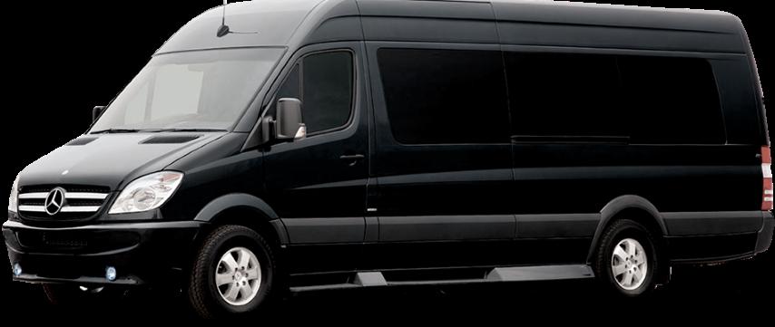 12 Passenger Sprinter Van Ext